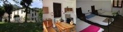 <div><strong>Per un piacevole soggiorno a Pigra:</strong> Affittasi CASA PARROCCHIALE di Pigra per Gruppi, Comitive e Privati</div><div>Il fabbricato è in ottimo stato e presenta: n.5 camere per complessivi n.20 posti letto; Cucina attrezzata; Grande barbecue esterno; Ampio giardino; Riscaldamento mediante radiatori</div>